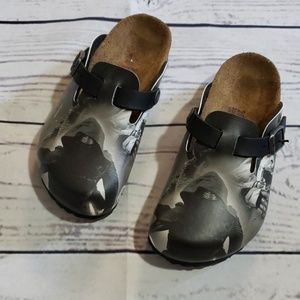 Star Wars Birkenstocks sz 28 kids 10 - 10.5 euc